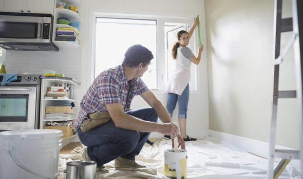 Fixing Up Your Home On A Budget